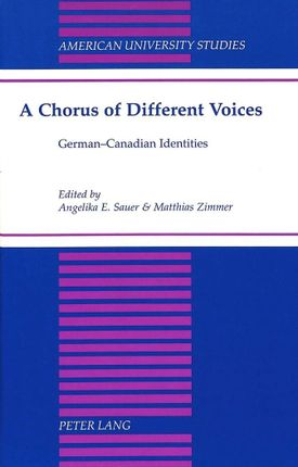 A Chorus of Different Voices
