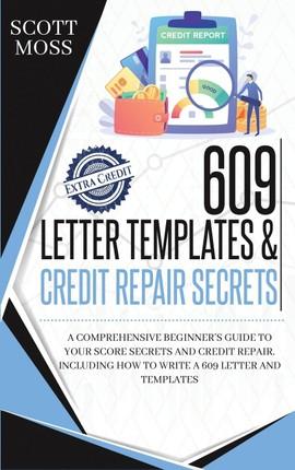 609 letter templates & credit repair secrets