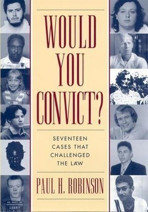Would You Convict?