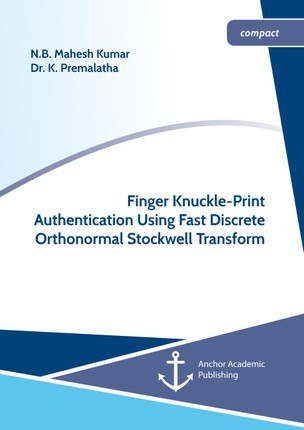 Finger Knuckle-Print Authentication Using Fast Discrete Orthonormal Stockwell Transform