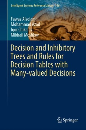 Decision and Inhibitory Trees and Rules for Decision Tables with Many-valued Decisions
