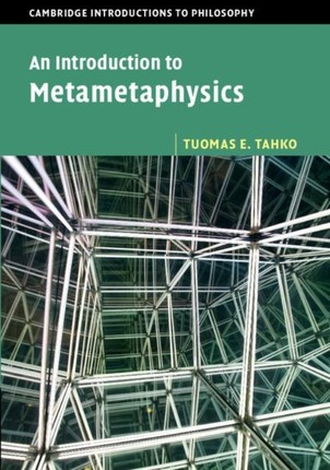Introduction to Metametaphysics