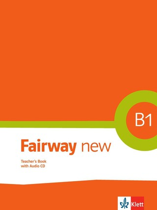 Fairway new B1. Teacher's Book + Audio-CD