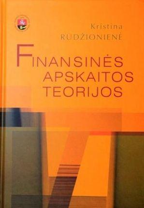 Finansinės apskaitos teorijos