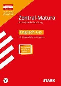 Zentral-Matura 2020 - Englisch - AHS