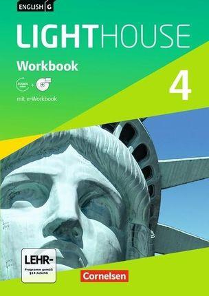English G LIGHTHOUSE 4: 8. Schuljahr. Workbook mit e-Workbook und Audios online