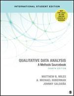 Qualitative Data Analysis - International Student Edition