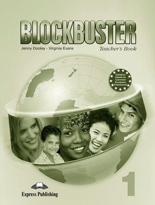 Blockbuster 1. Teacher's book. Mokytojo knyga