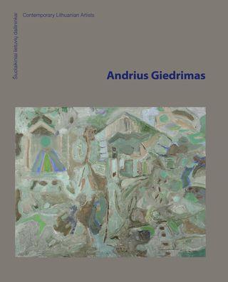 Andrius Giedrimas: tapybos albumas