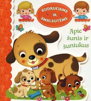 Apie šunis ir šuniukus