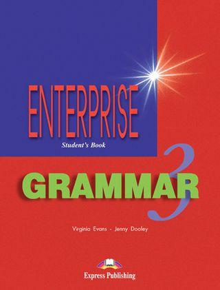 Enterprise 3. Student's grammar. Anglų kalbos gramatika mokiniams