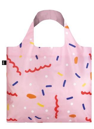 "LOQI pirkinių krepšys ""CELESTE WALLAERT Confetti Bag"""