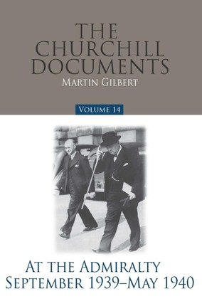 Churchill Documents - Volume 14