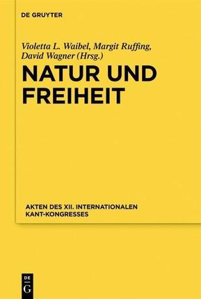 Natur und Freiheit. 5 Bände