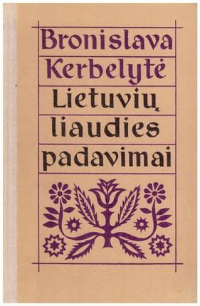 Lietuvių liaudies padavimai (1970)