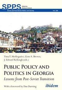 Public Policy and Politics in Georgia