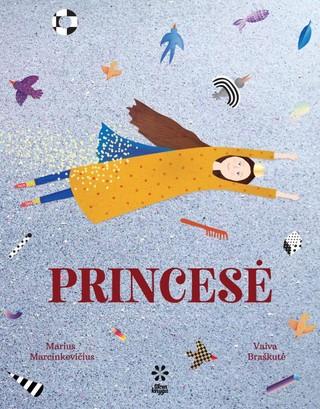 Princesė (knyga su defektais)