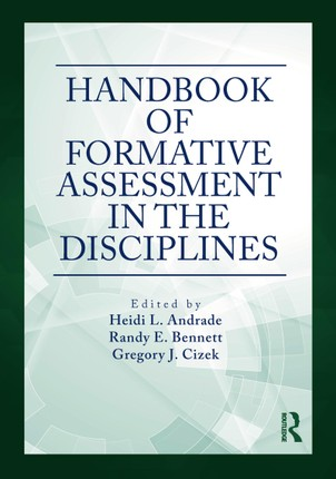 Handbook of Formative Assessment in the Disciplines