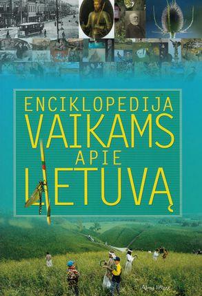 Enciklopedija vaikams apie Lietuvą