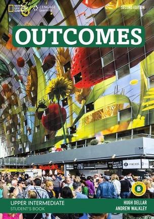 Outcomes B2.1/B2.2: Upper Intermediate - Student's Book (Split Edition B) + DVD