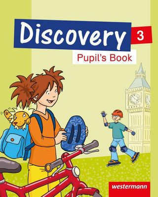 Discovery 3 - 4. Pupil's Book 3