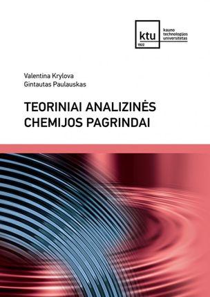 Teoriniai analizinės chemijos pagrindai