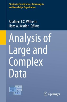 Analysis of Large and Complex Data