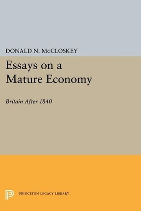 Essays on a Mature Economy