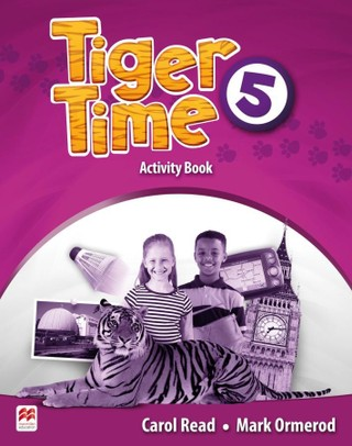 Tiger Time 5. Activity Book