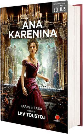 Ana Karenina 2 knyga