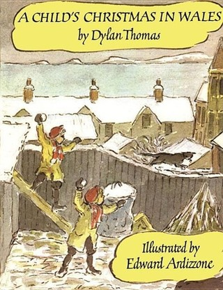 A Child's Christmas in Wales PB