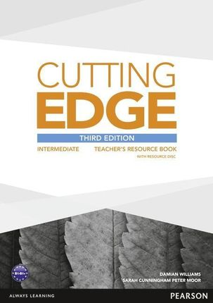 Cutting Edge  Intermediate Teacher's Book (with Resources CD-ROM)