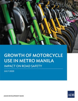 Growth of Motorcycle Use in Metro Manila