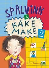 Spalvink su Kake Make 2