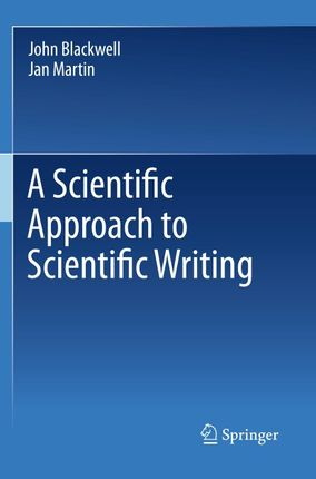 A Scientific Approach to Scientific Writing