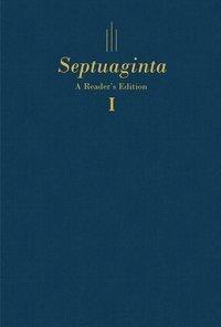 Septuaginta - A Reader's Edition. Zwei Bände