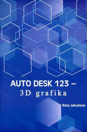 AUTO DESK 123 – 3D grafika