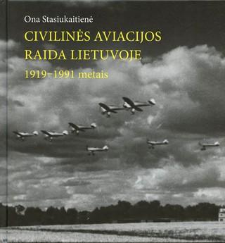 Civilinės aviacijos raida Lietuvoje 1919-1991 m.