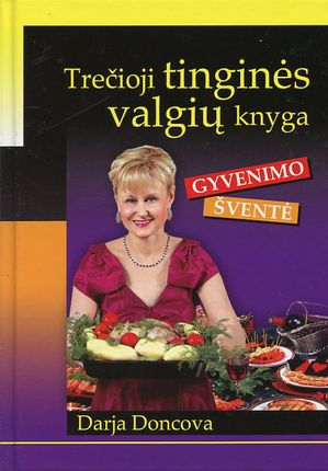Trečioji tinginės valgių knyga