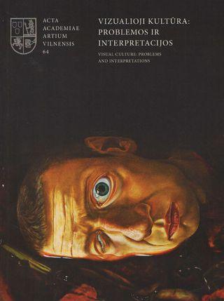 Vizualioji kultūra: problemos ir interpretacijos