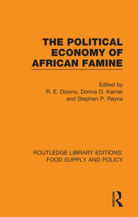 The Political Economy of African Famine