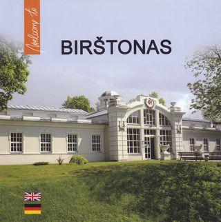 Birštonas (anglų, vokiečių kalba)