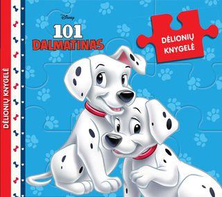101  Dalmatinas. Dėlionių knyga
