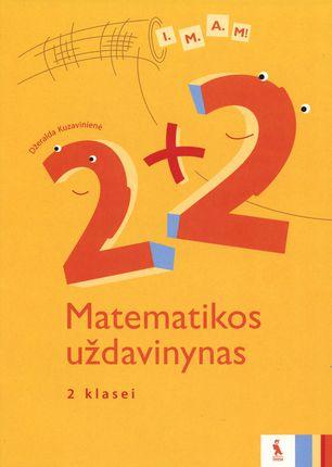 2+2. Matematikos uždavinynas 2 klasei
