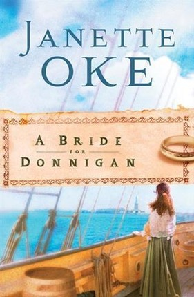 Bride for Donnigan (Women of the West Book #7)