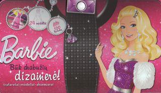Barbie. Būk drabužių dizainerė!
