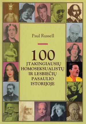 100 įtakingiausių homoseksualistų ir lesbiečių pasaulio istorijoje