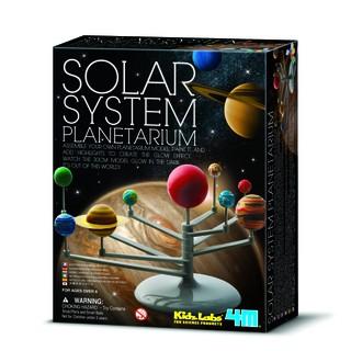4M Vaikiška laboratorija: saulės sistemos planetariumas