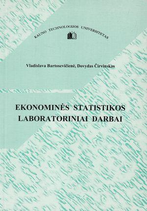 Ekonominės statistikos laboratoriniai darbai
