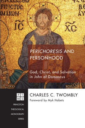 Perichoresis and Personhood